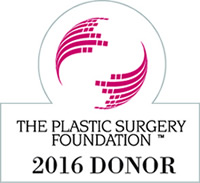 plastic surgery donor award
